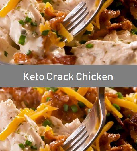 Keto Crack Chicken