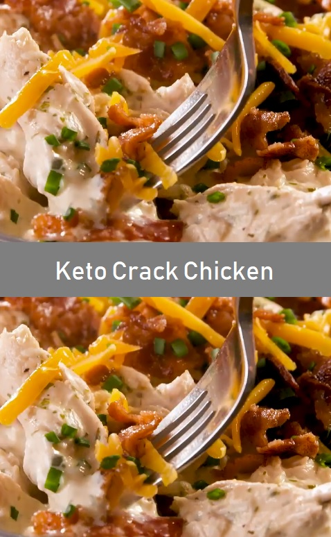 Keto Crack Chicken